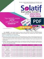 Flyer Solatif Sma 15-07-2017