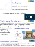 1 Phase Transformer Modified