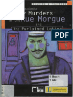 Poe Edgar Allan the Murders in the Rue Morgue and the Purloi