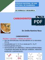 Clase 1. Carbohidratos