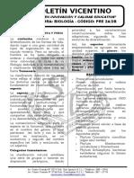 Biología Boletín 18 Pre 2a b 5 Reinos Monera Protista Fungi
