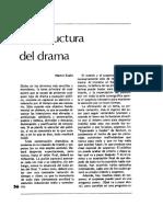 La Estructura Del Drama de Martín Esslin