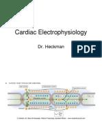 Cardiac Electrophysiology Ppt