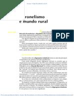 19 Coronelismo e Mundo Rural