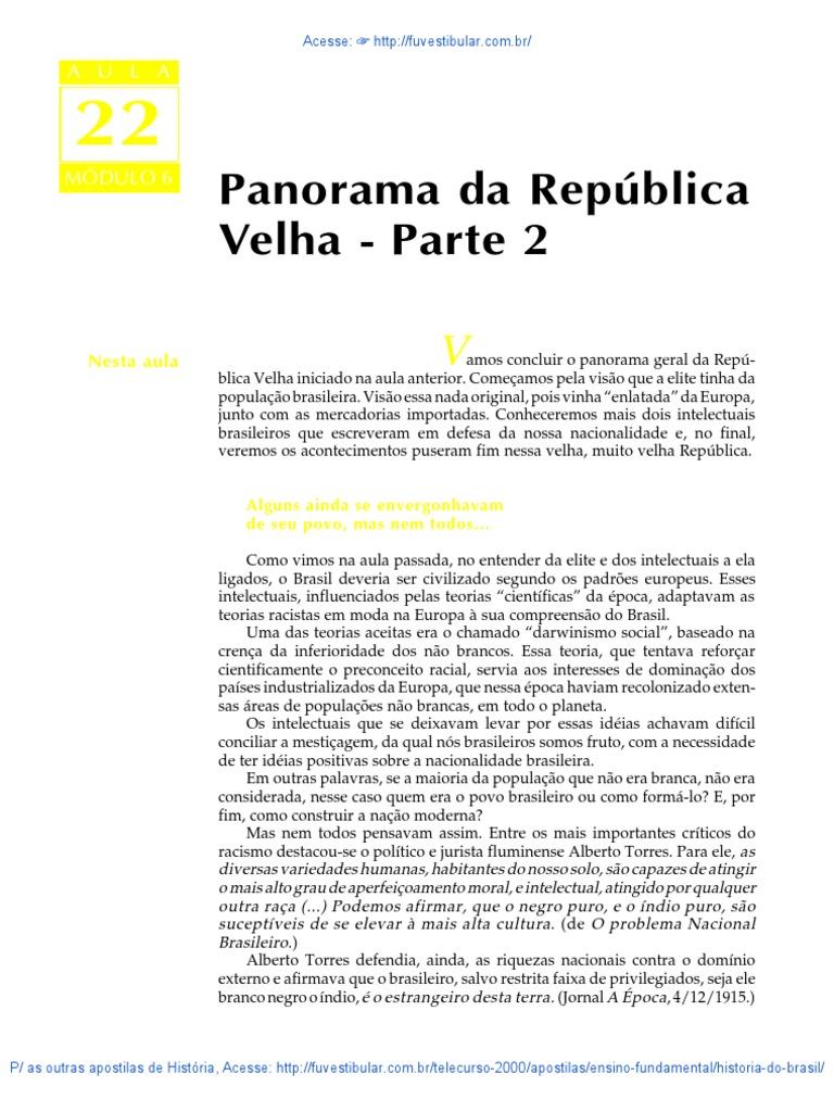 FUNDAMENTAL 2000 TELECURSO ENSINO DO BAIXAR APOSTILAS