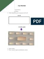 Materiales Caja Mackinder