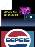 Sepsis New Definition