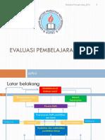 7. Evaluasi Pembelajaran Klinik
