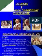 LiturgiaySummorumPontificum