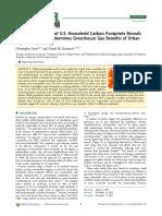 US Carbon Footprints Jones
