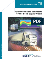 KPI for Food Supply Chain
