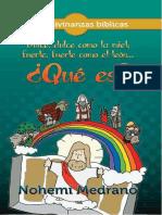 500 adivinanzas biblicas (Spanish Edition) - Nohemi Medrano.epub