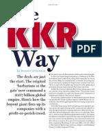 The KKR Way