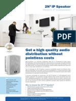 2N IP Speaker A4 en 01 View HQ Opt