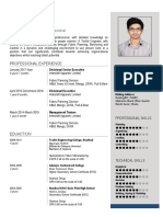 Resume of Md. Tarek Aziz (Updated).pdf