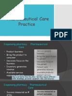 Pharmaceutical Care Practice Kumaha Engke