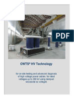 7 Owts Hv Technology