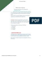 VHDL Codes for Flip Flops