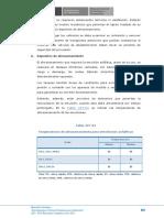 Consideraciones de Normativa en Emulsiones