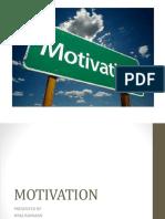 Presentation on Motivation