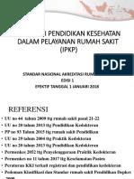 Standar IPKP Final Sahid, 25 Okt