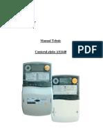 Manual Tehnic AS1440