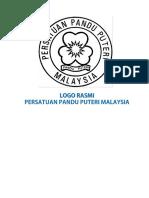 Logo Rasmi Pandu Puteri Tunas