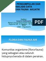 Mpad Flora-fauna Akuatik