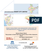 DPR - Smart Road Shivamoga
