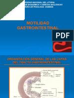 Motilidad Gastrointestinal