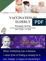 Vaccination in Elderly