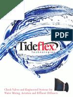 Tideflex General Brochure