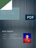 Laporan Praktikum Interactive Petrophysic FURNA