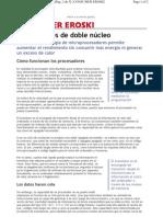 Procesador Doble Nucleo - Partes Del Procesador II