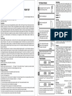 Laboquick Adenovirus Ag Test Kit User Guide