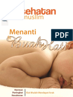 Majalah Kesehatan Muslim Edisi 5 Tahun I