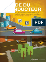 Drivers Guide French