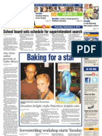 A2 Journal Front Page Sept. 2