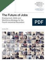 3-WEF FOJ Executive Summary Jobs