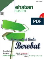 Majalah Kesehatan Muslim Edisi 2 Tahun I