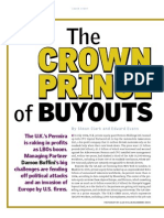 The Crown Prince of Buyouts
