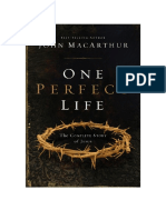 One Perfect Life Reading plan 2018