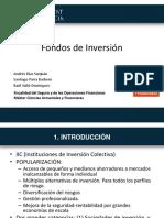 Presentación- Fondos de Inversión