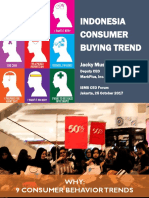 Indonesia Consumer Buying Trend - Dr.jacky Mussry - 25102017 - Version 2
