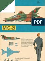 Atze - MIG 21