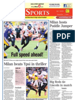 Milan News-Leader Sports