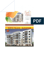 Surya Palace Apartment 2&3bhk flat for sale