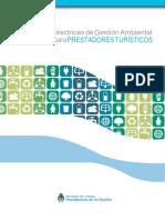 Manual de Directrices de Gestion Ambiental Dga