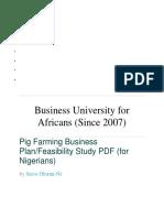 Africa Business Classroom