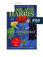 10- Charlaine Harris- Dead in the Family